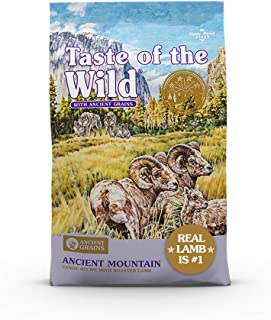 Taste of The Wild Ancient Mountain Canine Recipe 12.7kg