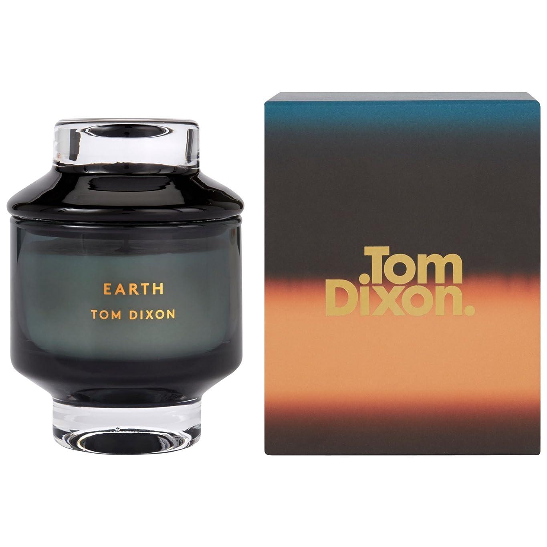 すみませんスケッチ軽蔑トム?ディクソン大地の香りのキャンドル媒体 x6 - Tom Dixon Earth Scented Candle Medium (Pack of 6) [並行輸入品]