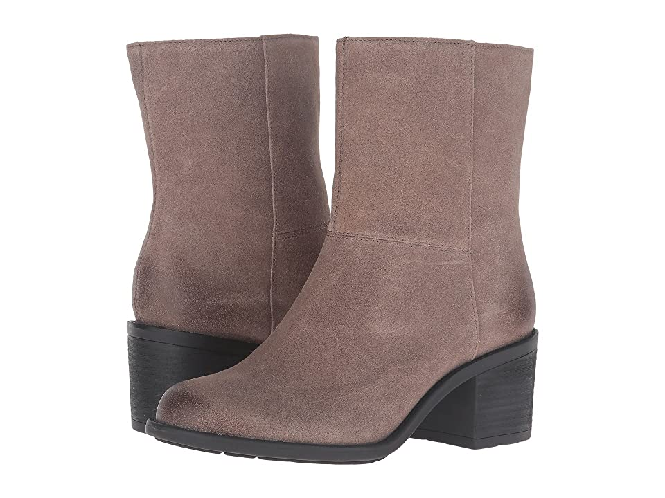 Easy Spirit Ilsa (Dark Taupe Suede) Women