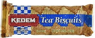 Kedem Tea Biscuit Plain 4.2 oz Pack of 6