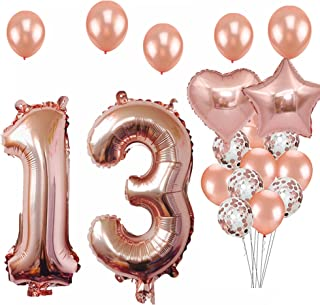 13th girl birthday party decorations