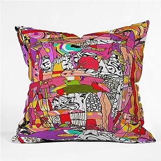 Deny Designs Ingrid Padilla Artsylicious Throw Pillow, 16 x 16