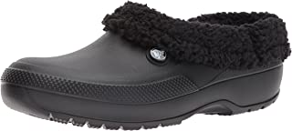 Blitzen III Clog, Black/Black, 6 US Men/8 US Women