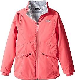 Girls' Mossbud Softshell Jacket (Little Kids/Big Kids)
