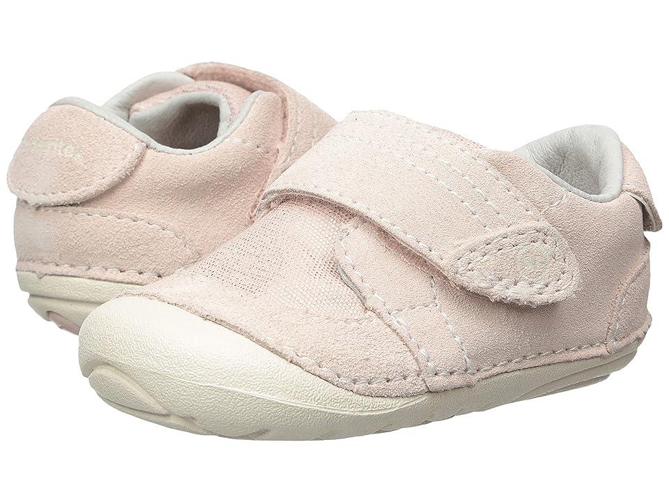 Stride Rite Soft Motion Kellen (Infant/Toddler) (Neutral Pink Metallic) Girl