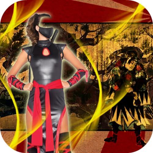 Samurai Montage Suit
