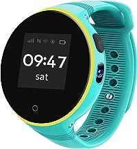 ZGPAX S669 GPS Watch Tracker IP54 Waterproof 1.22
