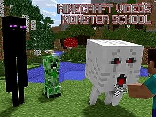 Clip: Monster School - Minecraft Videos
