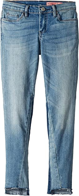 Light Wash Denim Skinny in Retrograde (Big Kids)