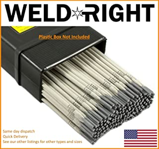 """1//8/"""" ZENA NO-Gas Stainless to Stainless to All Super Strength Arc Welding Rods"""