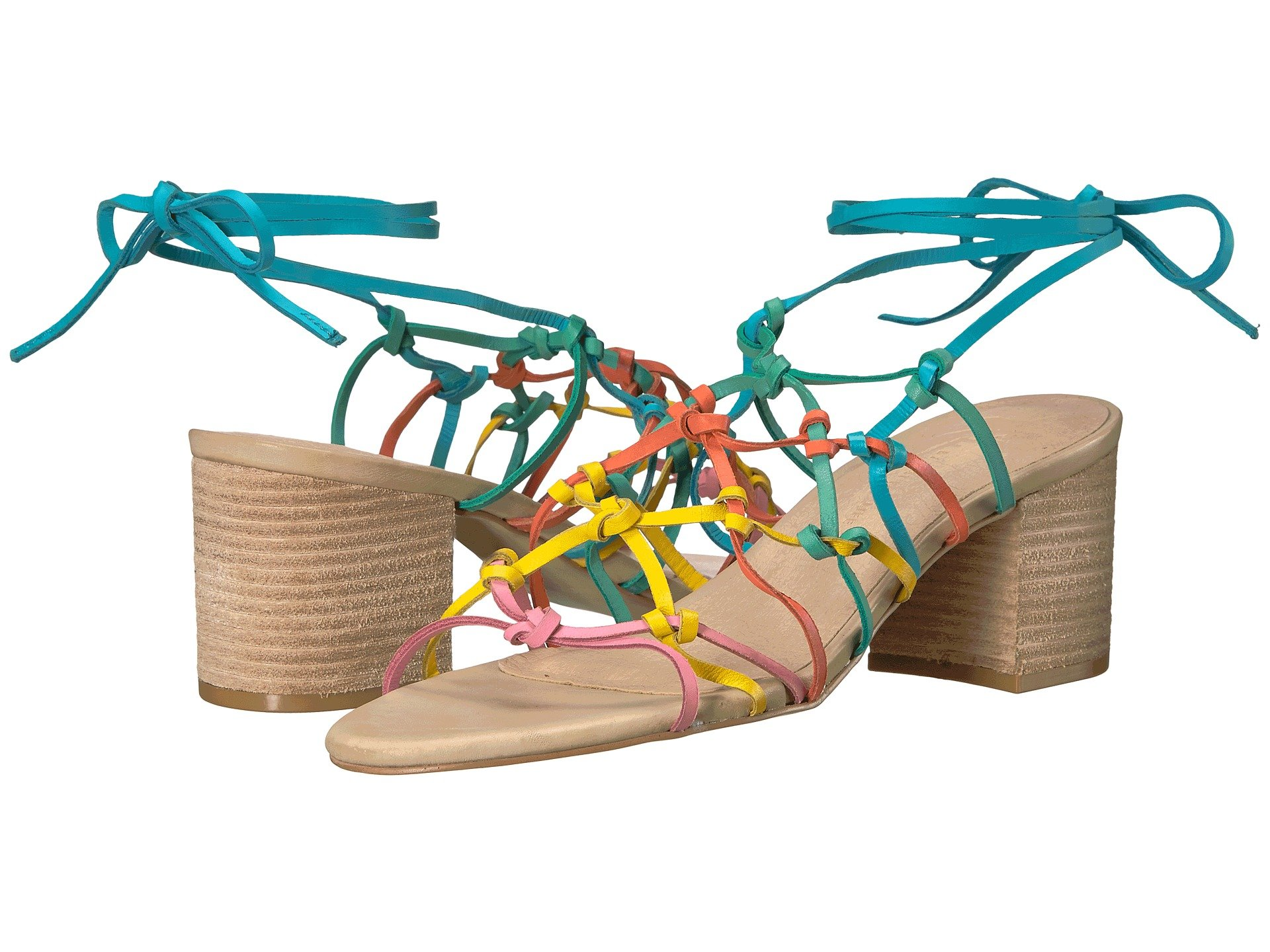 LFL BY LUST FOR LIFE Simple, Bright Multi Leather