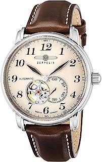 [ツェッペリン]ZEPPELIN 腕時計 LZ126 LosAngeles アイボリー文字盤 7666-5 メンズ 【並行輸入品】