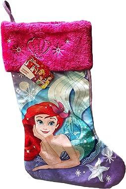 Stocking Disney Princess Ariel Holiday
