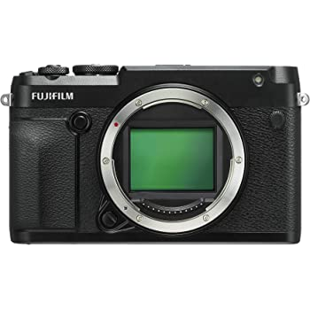 Fujifilm GFX 50R 51.4MP Mirrorless Medium Format Camera (Body Only)