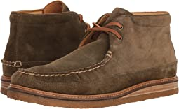 Sperry - Gold Crepe Chukka Suede