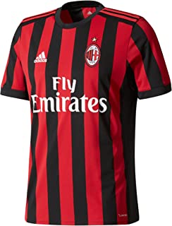 adidas AC Milan Home Shirt 2017/18-XX-Large Adults