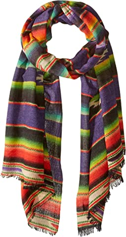 Serape Beacon Wool Scarf