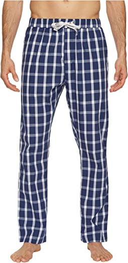 Windowpane Lounge Pants
