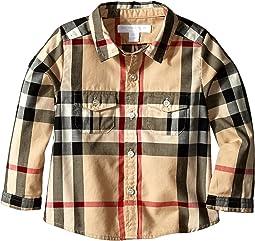 Burberry Kids Trent Shirt (Infant/Toddler)