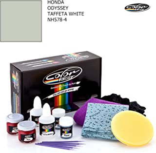 Honda Odyssey/Taffeta White - NH578-4 / Color N Drive Touch UP Paint System for Paint Chips and Scratches/Plus Pack