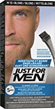 Just For Men Moustache and Beard Facial Hair Colouring Kit, Sandy Blonde M10