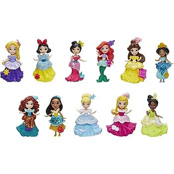 Amazon Com Disney Princess Little Kingdom Collection Doll Amazon