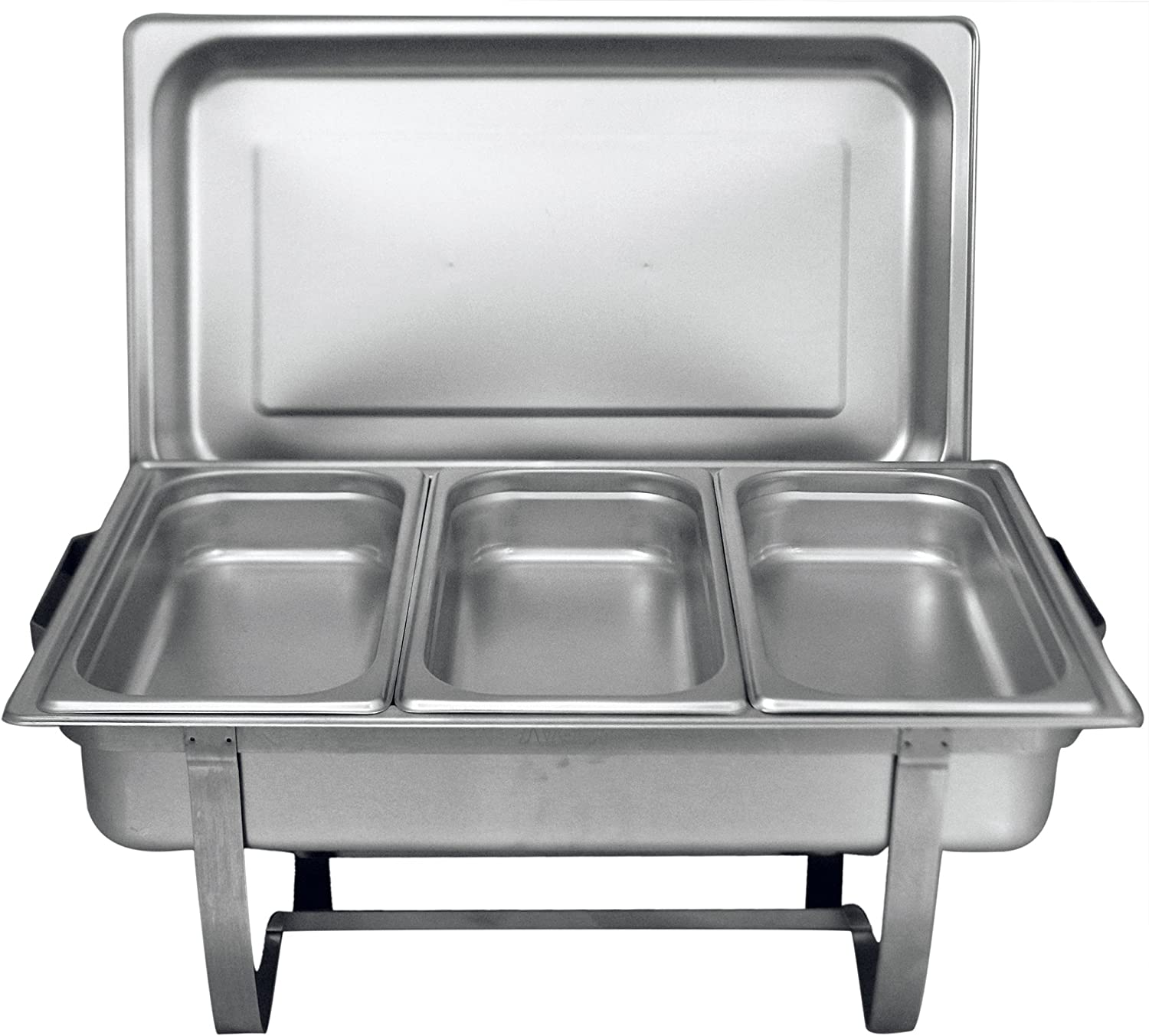 Ranking TOP8 TigerChef 8 Quart Full Size Cool-Tou Steel OFFicial store with Stainless Chafer
