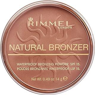 Rimmel London, Natural Bronzer Powder, 26 Sun Kissed, 14 g