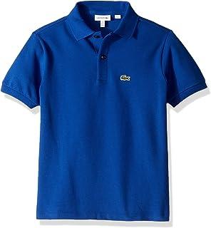 Boys Short Sleeve Classic Pique Polo Shirt