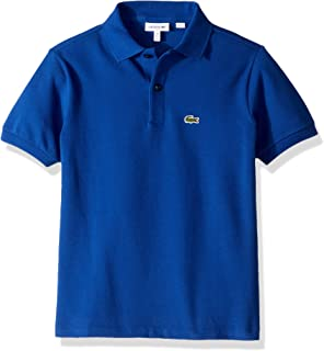 Boys' Short Sleeve Classic Pique Polo