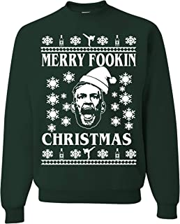conor mcgregor christmas sweater