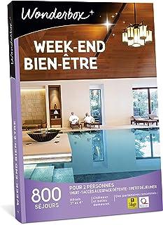 Wonderbox - Coffret cadeau - WEEK-END BIEN-ÊTRE – 800 séjours bien-être : hôtels 3 ou 4*