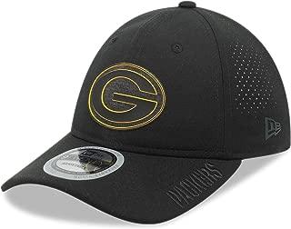 New Era Green Bay Packers Adjustable 9Twenty Strapback Hat NFL Football Curve Bill Caps