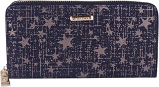 Giordano Blue Wallet For Women Blue