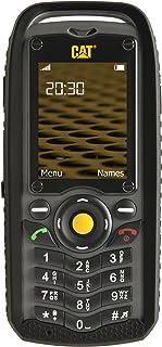 هاتف كات B25 الترا رجد بشريحتي اتصال - 512 ميجابايت، الجيل الثاني، اسود