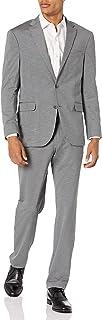 Men's Slim Fit Knit Suit