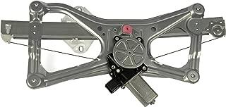 Dorman 748-476 Front Driver Side Power Window Regulator and Motor Assembly for Select Honda Models