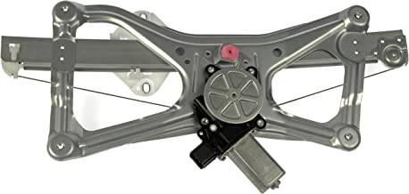 Dorman 748-476 Front Driver Side Power Window Regulator and Motor Assembly for Select Honda Models