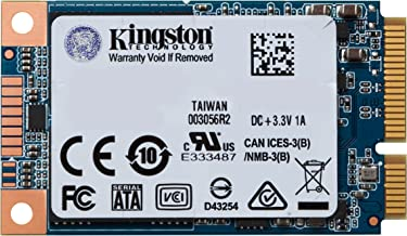 Kingston UV500 480 GB Internal Solid State Drive - SATA - mSATA