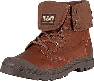 Palladium Baggy Leather, Bottine Mixte