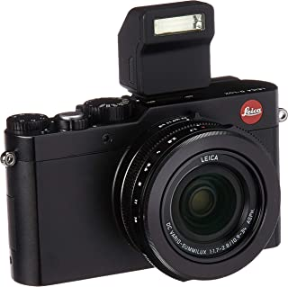 Leica D-Lux (Type 109) 12.8 Megapixel Digital Camera with 3.0-Inch LCD (Black) (18471) - International Version