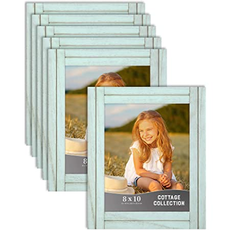 1.25 Wide 260250410 4x10 Inch Modern Blue Picture Frame Craig Frames Colori