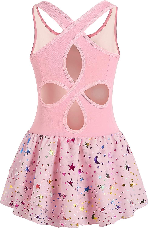 Dedication Girls Ballet Leotards for Dance Skirt Hollow Camisole Cris Dress Tucson Mall