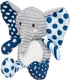 Wee Believers Lil' Prayer Buddy Lullaby Elephant - Blue - Plays Jesus Loves Me
