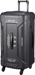 [アールダブルエー] スーツケース 大容量 グリスパック大型キャスター RWA88 保証付 88L 73 cm 4.3kg