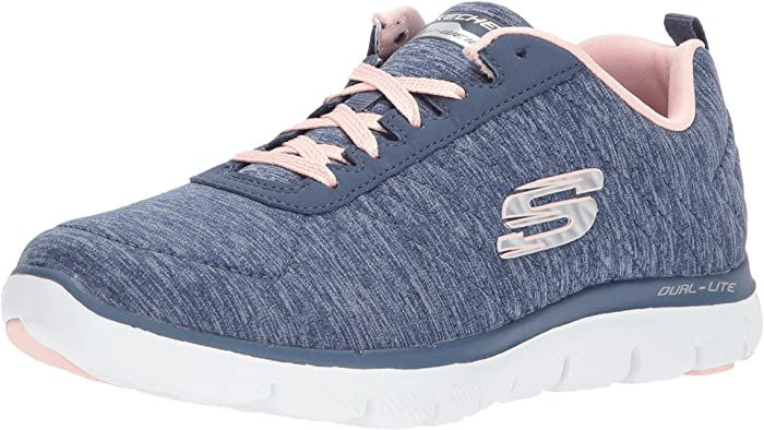 Günstig Skechers Flex Appeal Next Generation Stiefel Damen