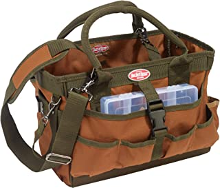Bucket Boss Gatemouth Hopalong Tool Tote in Brown, 60088