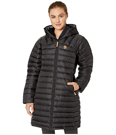 Fjallraven Snow Flake Parka (Black) Women