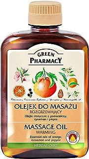 Aceite de masaje caliente (Canela, Pimienta negra y naranja)