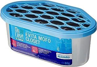 Desumidificador de Ambientes, Ordene, My Closet, Evita Mofo, 80 gramas